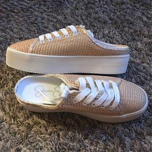 NEW!Jessica Simpson Eyden Sneaker Mule